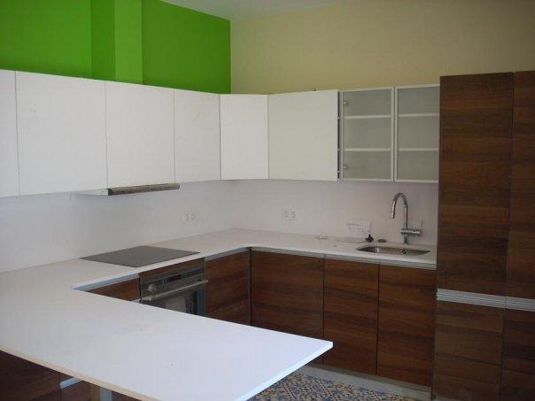 reforma de cocina en entenza barcelona piso eixample barcelona