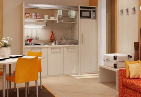 Solucions de reformes per a espais petits reformas barcelona for Modelos de cocinas en espacios pequenos