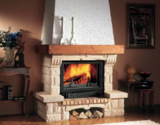 How to install a Fireplace in kit